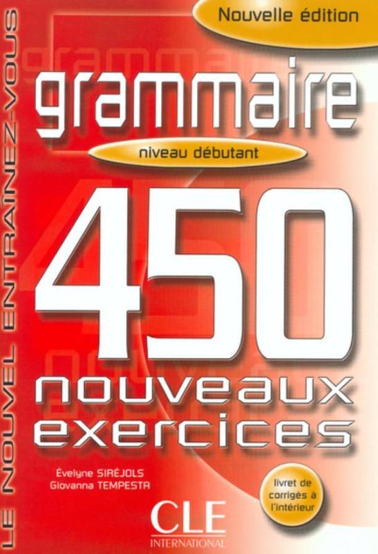 GRAMMAIRE 450