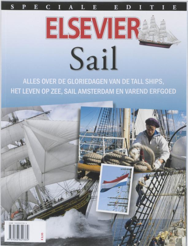 Elsevier Speciale editie Sail