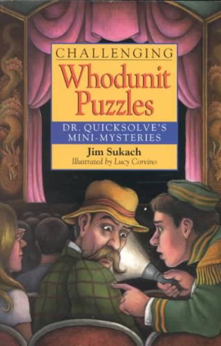 Challenging Whodunit Puzzles