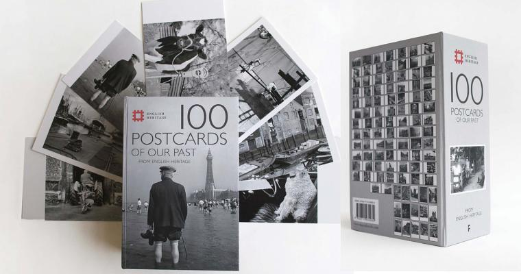 100 Postcards of Our Past from English Heritage