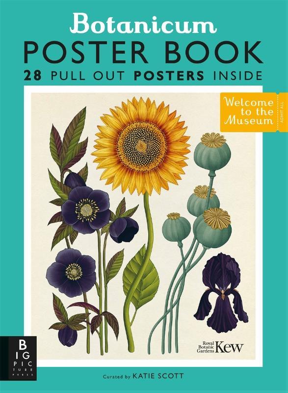 Botanicum Poster Book