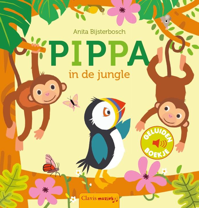 Pippa in de jungle
