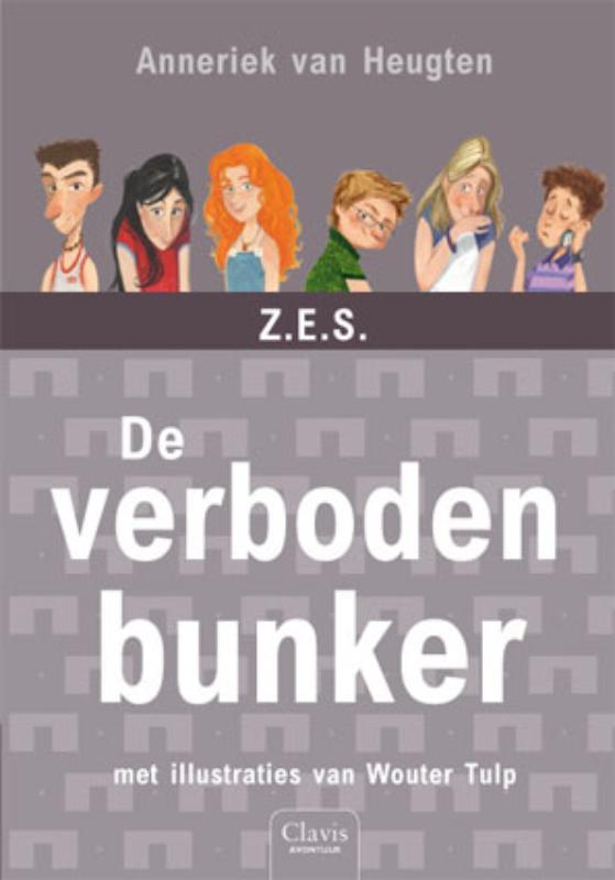 De verboden bunker (De Z.E.S. 5) PoD paperback