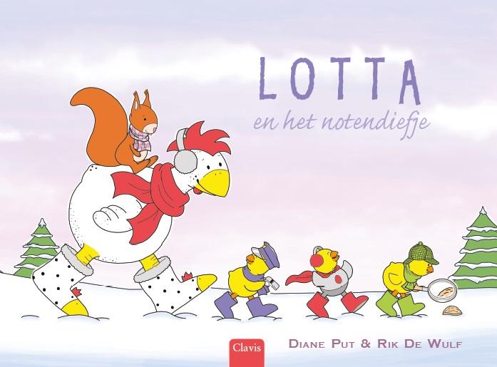 Lotta 0 - Lotta en het notendiefje