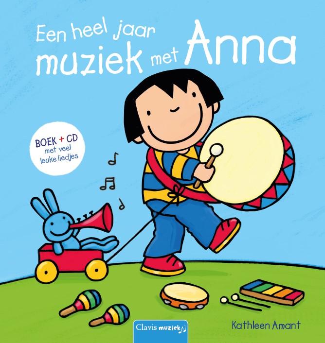 Eeen heel jaar muziek met Anna