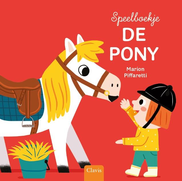 Speelboekje - De pony