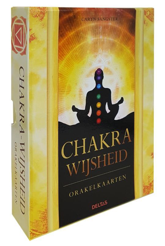 Chakra wijsheid - orakel kaarten
