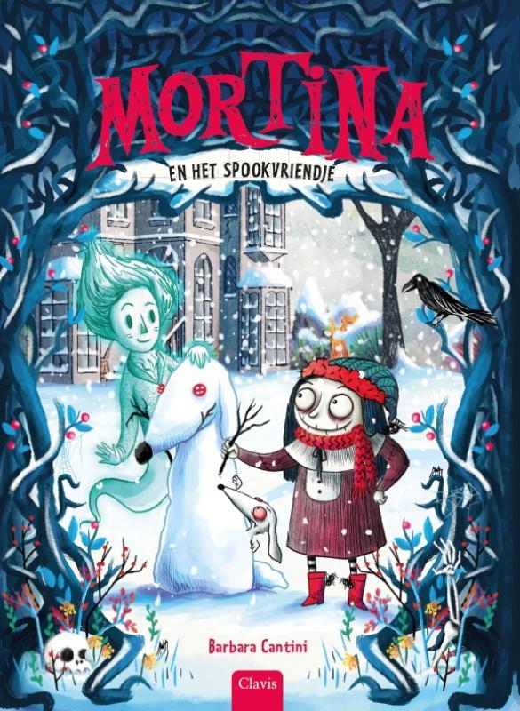 Mortina en het spookvriendje