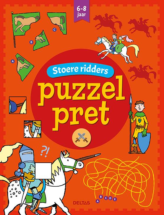 Puzzelpret 0 - Stoere ridders