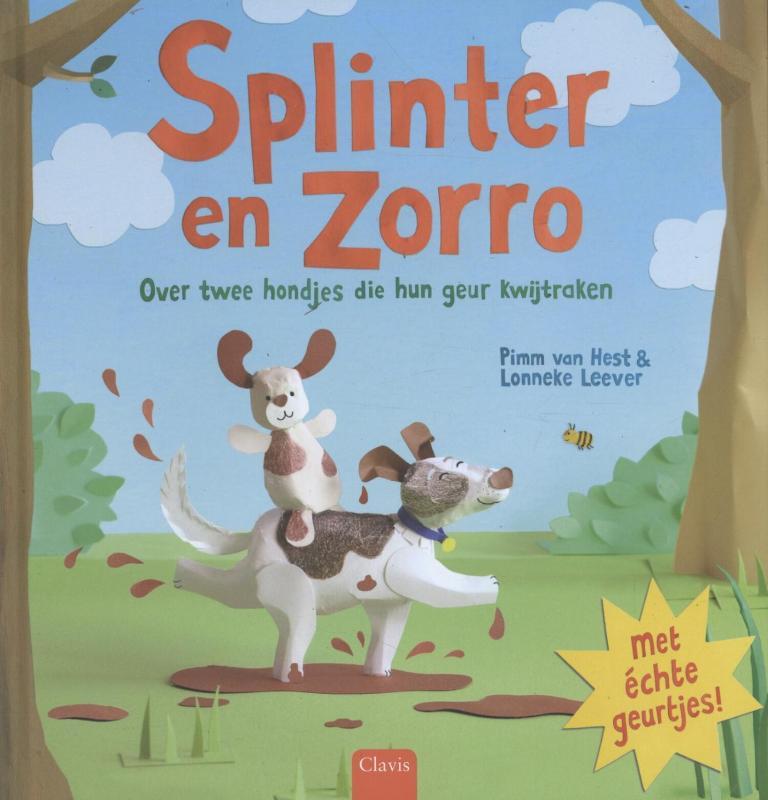 Splinter en Zorro
