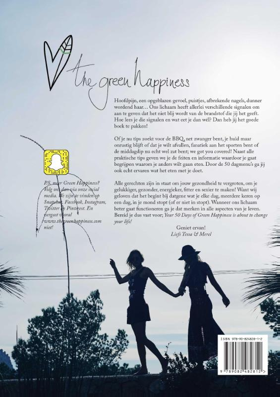 Your 50 Days of Green Happiness 2 - Your 50 Days of Green Happiness