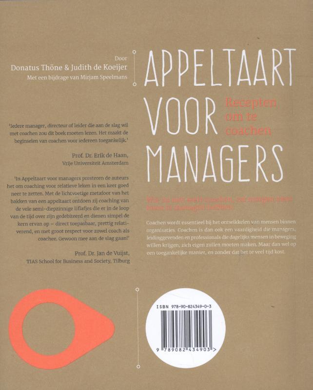 Appeltaart voor managers