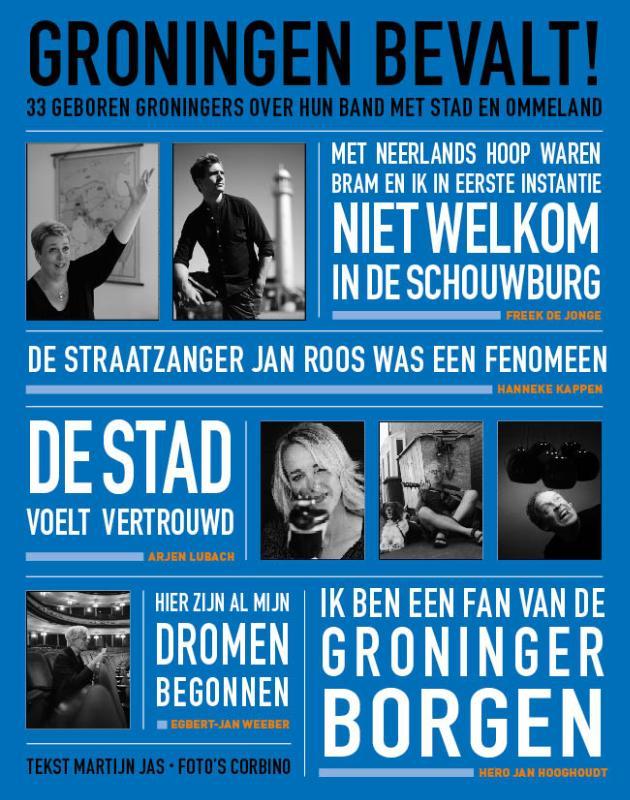 Groningen bevalt!