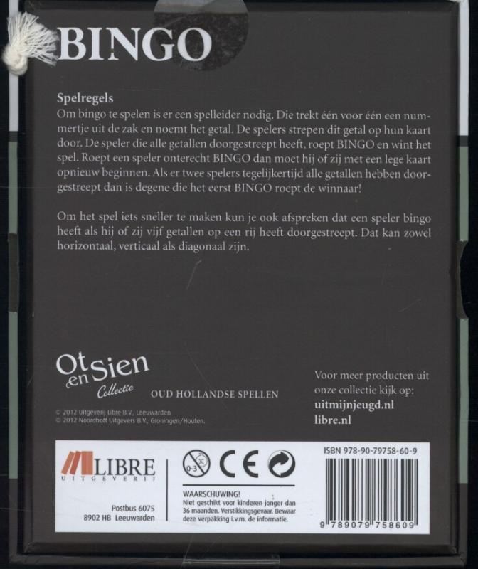 Ot en Sien collectie - Bingo