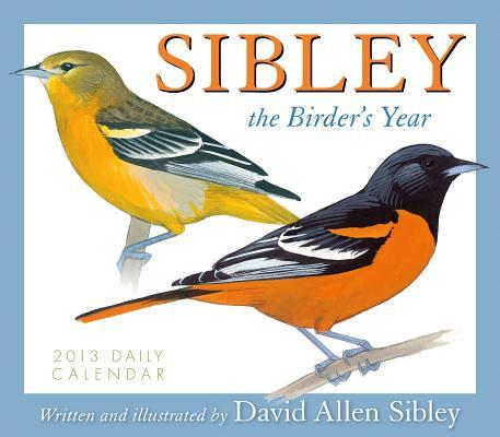 Sibley Daily Calendar