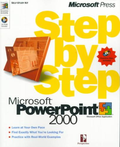 Microsoft Powerpoint 2000 Step by Step
