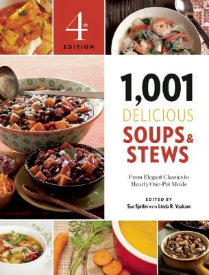 1,001 Delicious Soups & Stews