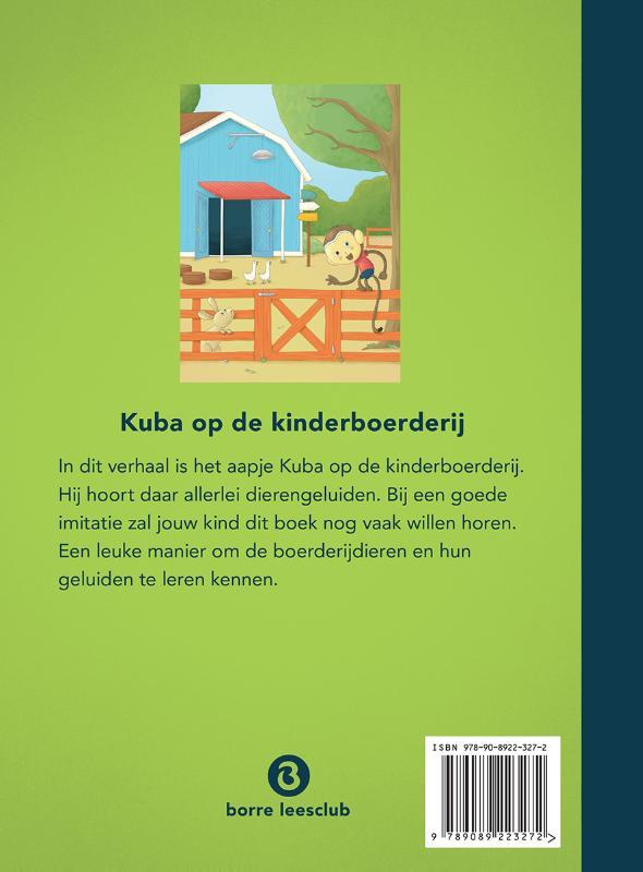 Kuba boekjes - Kuba op de kinderboerderij