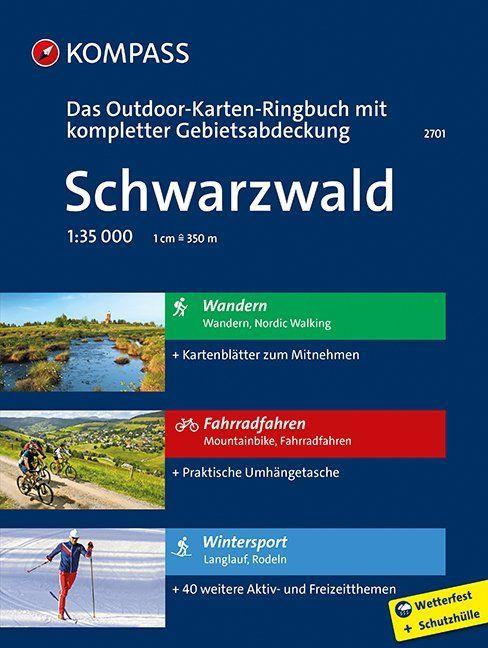 Kompass WK2701 Schwarzwald
