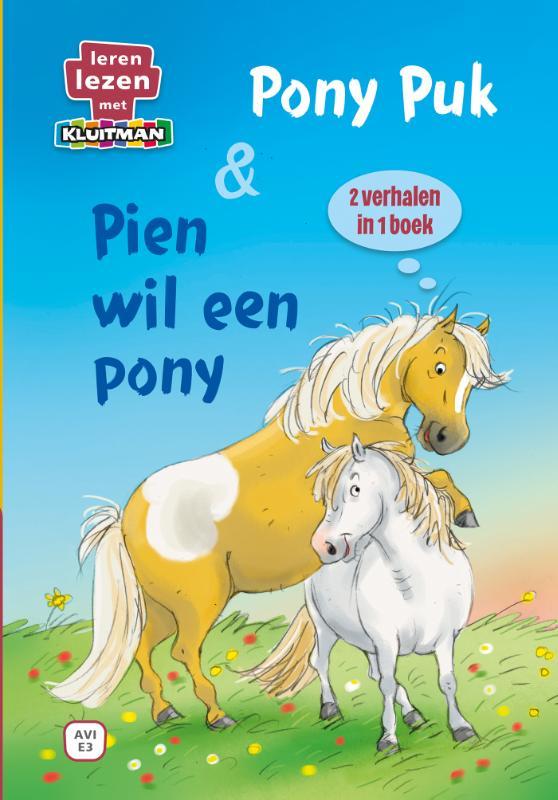 Pony Puk / Pien wil een pony