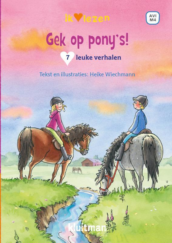 Gek op pony