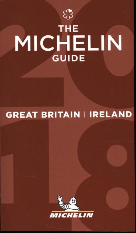 Michelin Great Britain & Ireland 2018