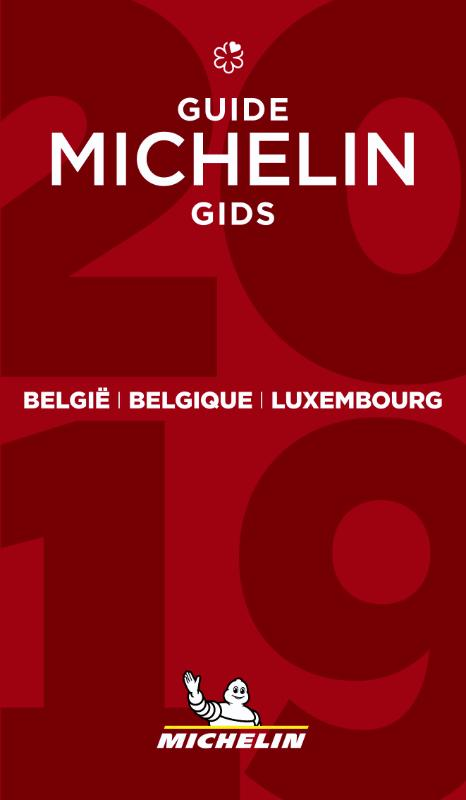 Belgie Belgique Luxembourg -The MICHELIN Guide 2019