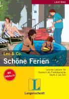 Schöne Ferien + CD - A2