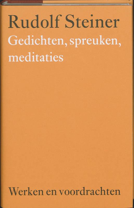 Gedichten, spreuken, meditaties (Werken en voordrachten)