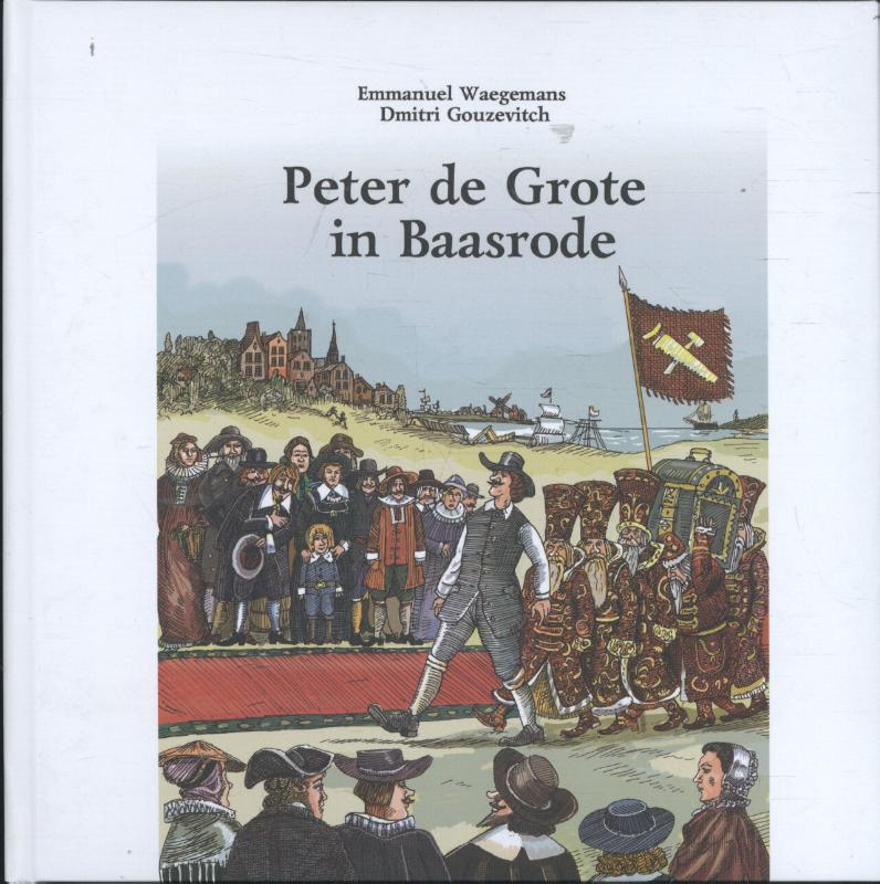 Peter de Grote in Baasrode