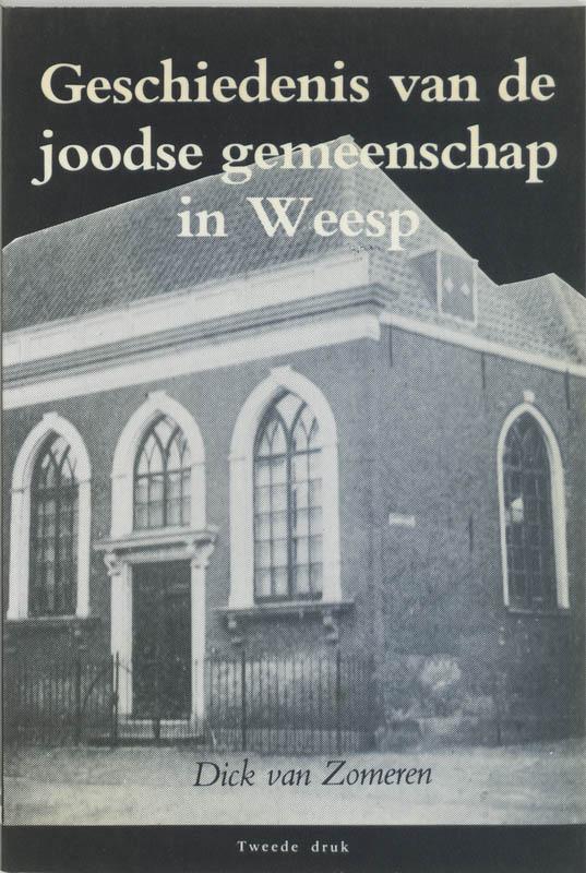 Geschiedenis joodse gemeenschap Weesp