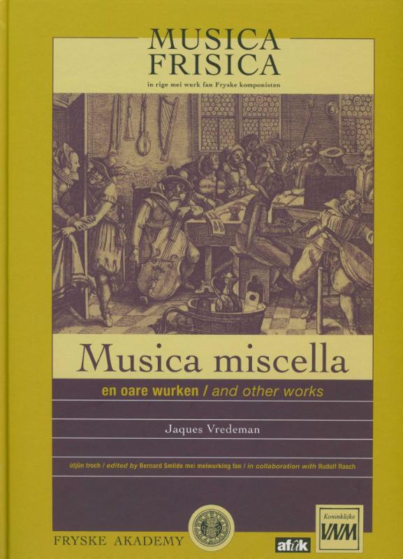 Jaques Vredeman 6 Musica Frisica