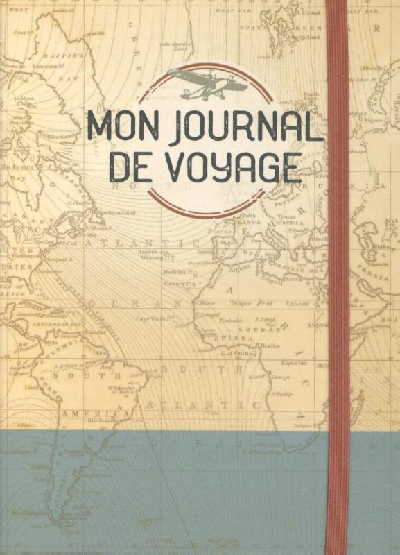 Mon journal de voyage