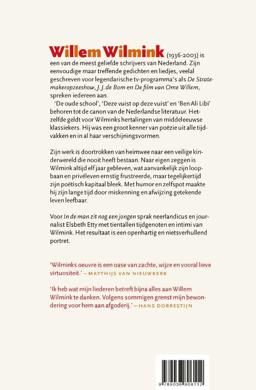 Willem Wilmink – De biografie