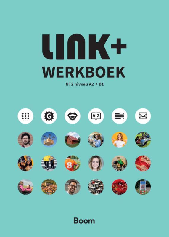 LINK+ NT2 Niveau A2 - B1 Werkboek