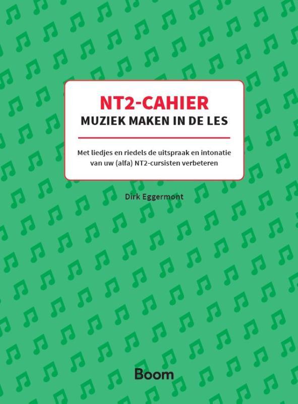 NT2-cahier Muziek maken in de les