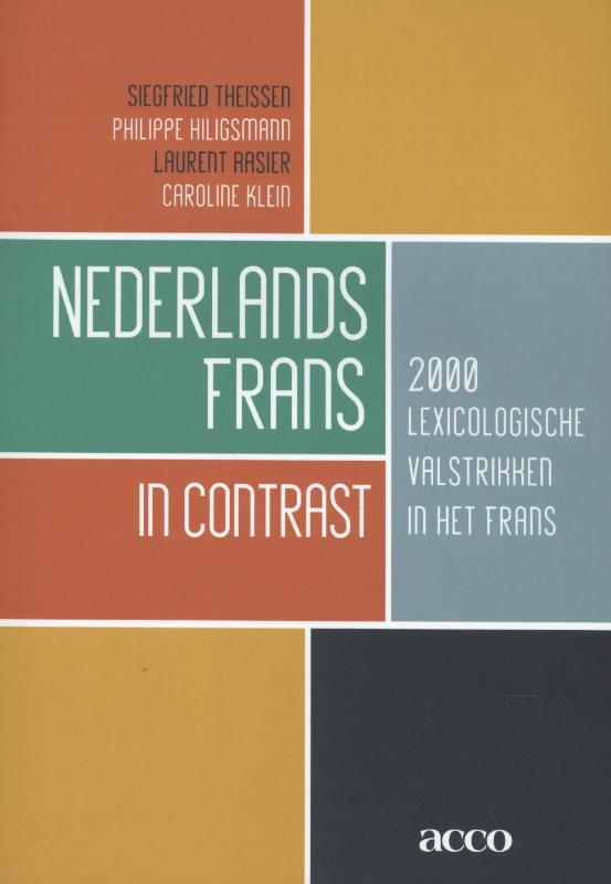 Nederlands-Frans in contrast