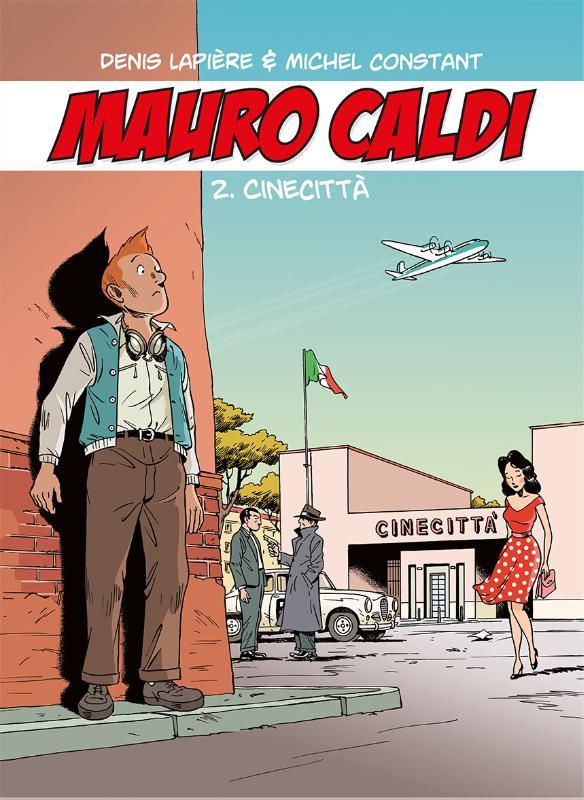 Mauro Caldi 2 Cinecittà