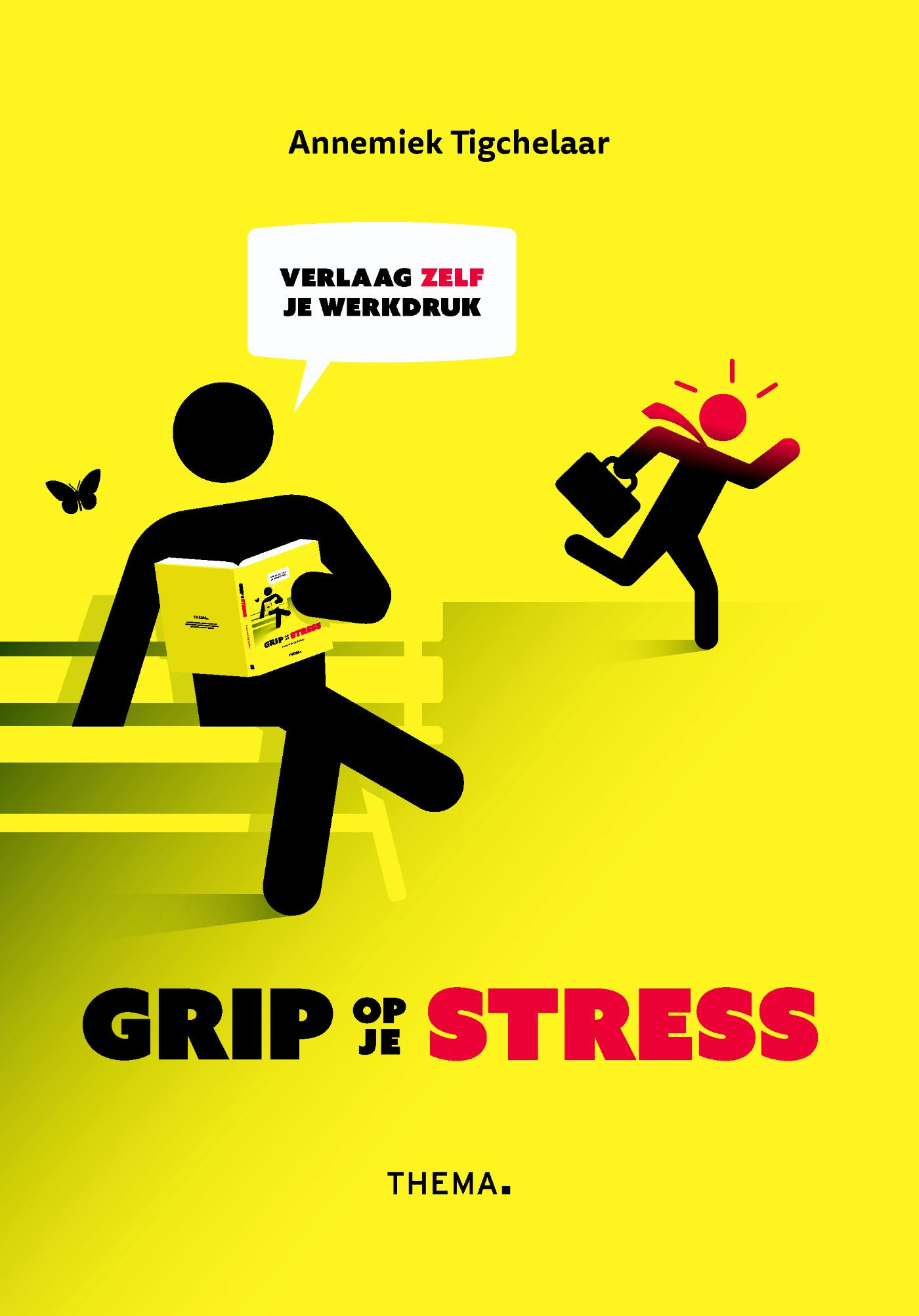 Grip op je stress (E-Book)