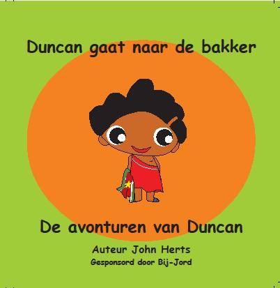 De avonturen van Duncan Duncan gaat naar de bakker