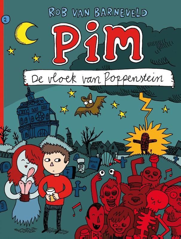 Pim 2 De vloek van Poppenstein