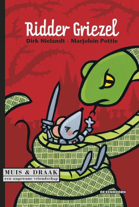 Muis & Draak - Ridder Griezel