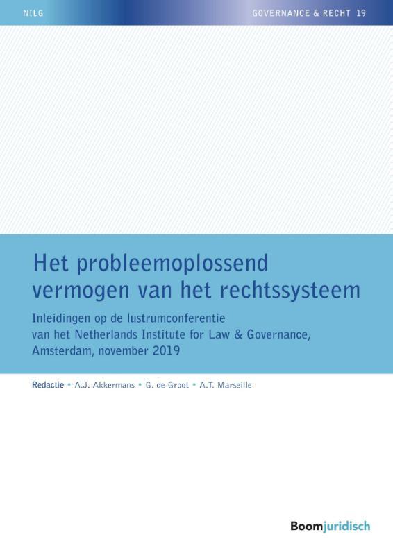 NILG - Governance & Recht