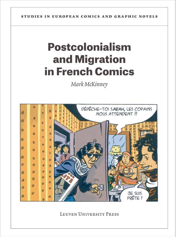 Postcolonialism and Migration in French Comics