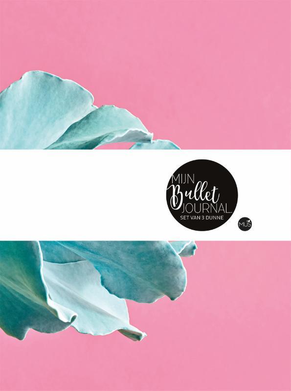 Mijn bullet journal - set van 3 bujo