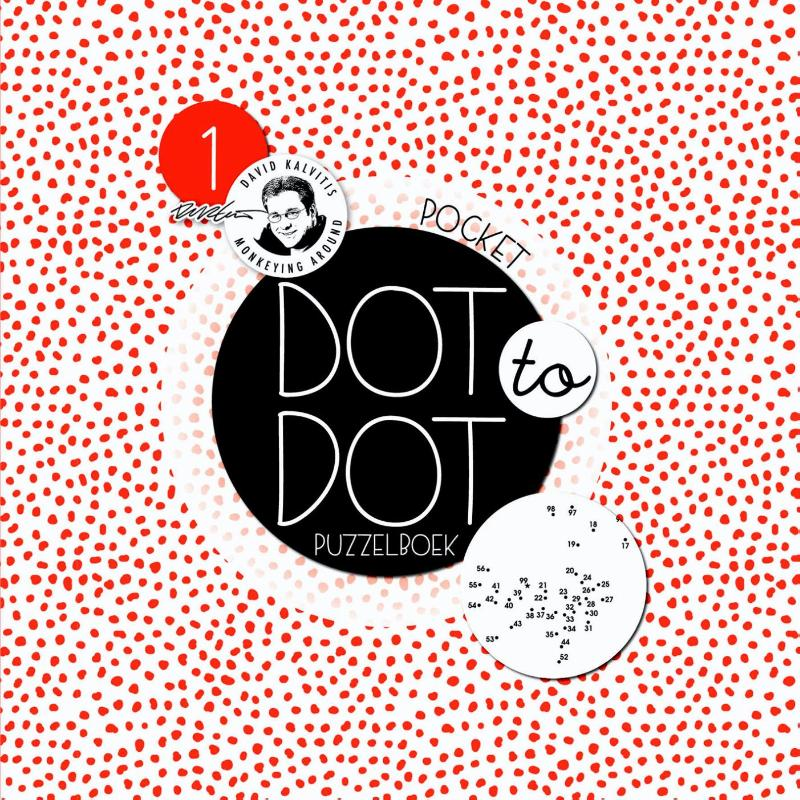 Dot to dot puzzelboek pocket - deel 1