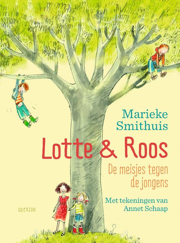 Lotte & Roos - De meisjes tegen de jongens