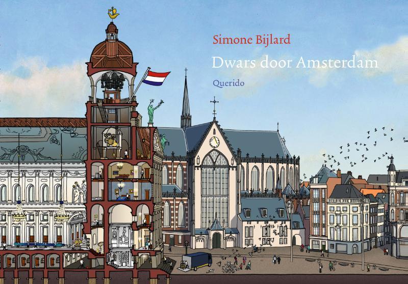 Dwars door Amsterdam