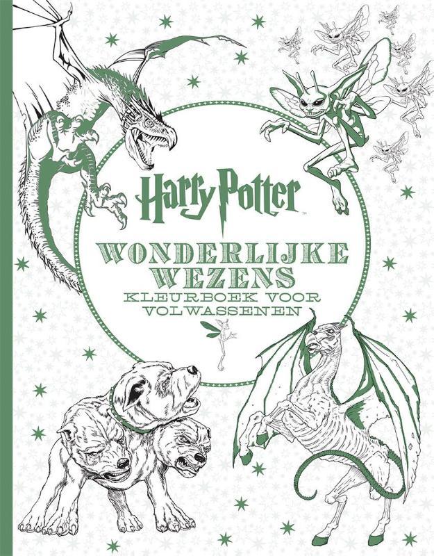 Harry Potter wonderlijke wezens