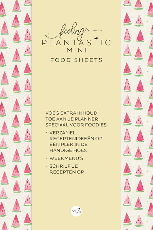 Feeling Plantastic mini Food Sheets